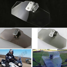 For BMW R1150GS ABS Adventure Clear Clip On Deflector Windshield Screen Spoiler
