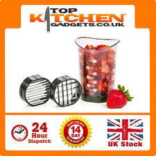 Chop Up ✰ Cut in Cup ✰ Slicer Dicer Fruit n Vegetables ✰ Manual Food Processor ✰
