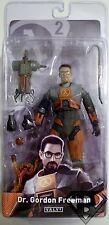 "DR. GORDON FREEMAN Half-Life 2 Video Game 7"" inch Action Figure Neca 2012"