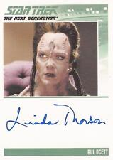 "Star Trek TNG H&V - Linda Thotson ""Gul Ocett"" Auto / Autograph Card"