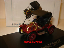 NEW NOREV RENAULT TYPE AX 1907 au 1/43°