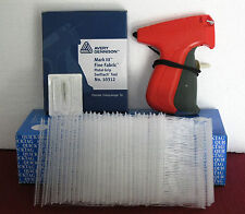 "10312 Avery Dennison Fine Fabric Price Tagging Gun + 5000 3"" Clear Barbs"