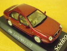 (1555) Lancia Lybra 1.8 von 1999,dunkelrot,1:43,Solido