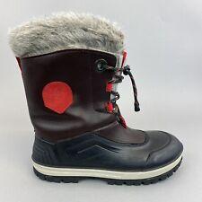 Quechua Ultra Warm Junior Brown Winter Snow Boots Size EU37 UK4 Junior / Ladies
