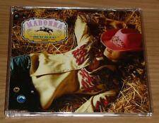 MADONNA Music GERMAN 3 TRACK PROMO CD SINGLE PR 02055 Mint!