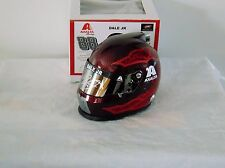 DALE EARNHARDT JR SIGNED 2017 AXALTA MONSTER ENERGY CUP 1:3 MINI HELMET!!!!!