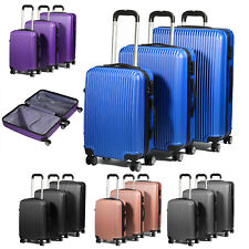 656c26a4fef4 Luggage Sets with Secure (Lock Included) for sale | eBay