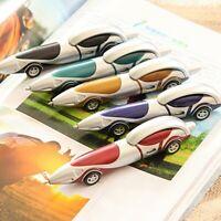 Plastic Car Shaped Ballpoint Pen Creative Design Ball Point Pens Kids Stationery