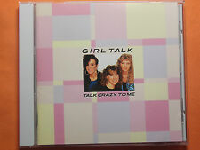 GIRL TALK -TALK CRAZY TO ME / Japan only CD Album 1986 /32DP-578 / CHICASSS