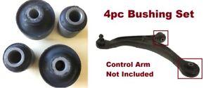 4pc Bushing fit 06 07 08 09 10 11 12-14 Honda Ridgeline Front Lower Control Arms