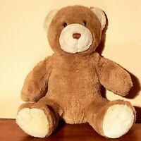 BUILD A BEAR Workshop Brown Plush Bear Soft Stuffed Animal Toy RETIRED EUC