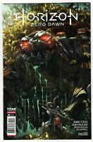 Horizon Zero Dawn #4 FOC New Machine Variant (Titan, 2020) NM