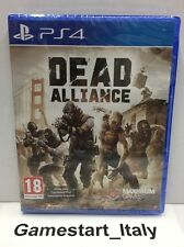 DEAD ALLIANCE - SONY PS4 - NEW SEALED NUOVO SIGILLATO - PAL VERSION