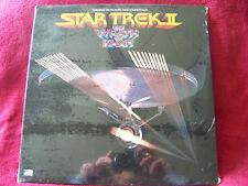 Sdtr. Star Trek II - The wrath of Khan       German Atlantik LP  OVP NEU
