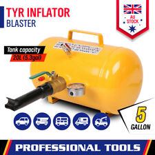 5 Gallon (20 Litre) Air Tank Bead Seater Tyre / Tire Inflator Blaster Replacing