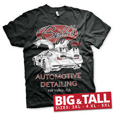 Officially Licensed Biff's Automotive Detailing 3XL, 4XL, 5XL Men's T-Shirt