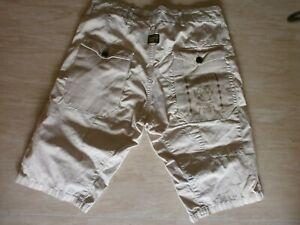 G-Star kurze Hose Jeans  Herren Shorts Cargo Bermuda  Größe/Size W30