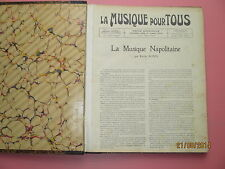 PIANO ET CHANTS - PARTITIONS Tome 2 -  GRAVURES SIGNEES DE L'ILLUSTRATEUR