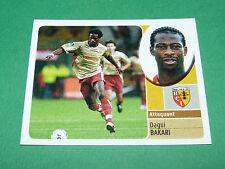 DAGUI BAKARI RC LENS RCL BOLLAERT  PANINI FOOT 2003 FOOTBALL 2002-2003