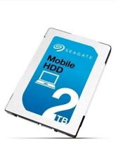 "NEW Seagate Momentus ST2000LM007 2TB 2.5"" SATA Notebook Hard Drive 32MB"