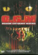 DVD - O.G.M avec WING HAUSER / HORREUR - COMME NEUF