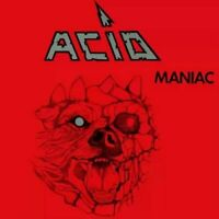 Acid - Maniac [CD]