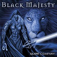 BLACK MAJESTY - Silent Company Ltd. Digipak CD + 3 Bonus Tracks/Video 2005
