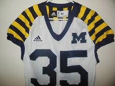 "MICHIGAN WOLVERINES ""JAILBREAK"" FOOTBALL GAME JERSEY"
