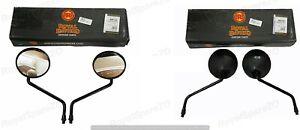 Royal Enfield Mirror Kit Black #597117