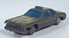 "Army Camo Camouflage Dodge Monaco 3"" Diecast Scale Model 1977 1978"