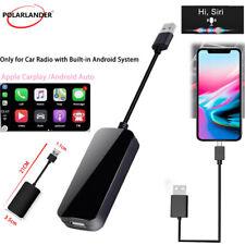 USB Dongle Adapter Android Car Radio GPS for Apple iOS CarPlay Navigation Player