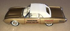 "DANBURY MINT 1961 FORD  ""GOLDEN THUNDERBIRD "" INDY 500 PACE CAR"