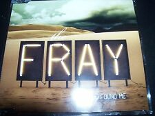 The Fray You Found Me Australian CD Single – Like New