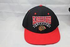 NHL CHICAGO BLACKHAWKS SNAPBACK HAT.