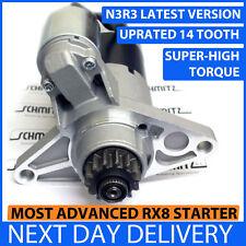 Mazda RX8 Motor Arranque reforzadas 2.2 kW 2003-12 alto esfuerzo de torsión de 14 dientes N3R3 Manual