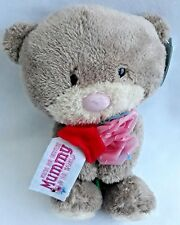 You're The Bestest Mummy In The World Bear - 28cm - Gift - Brand New