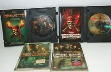 Pirates of the Caribbean Dead Man's Chest & At World's End 2 Disc Special