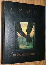 YEARBOOK Alexander Graham Bell Junior High School CA - 1987 San Diego California