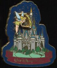 WDW Tinker Bell Castle Slider LE Disney Pin 10049