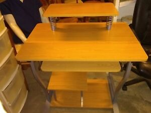 Computer Cart/Desk by Quill - New in Box (S/R2)