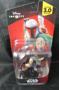 Star Wars Disney Infinity 3.0 Boba Fett -- New! Lot 54