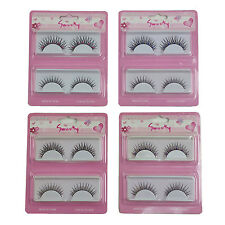 Party 8 Pairs Synthetic False Eyelashes