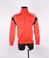 Adidas Vintage Retro 1975 Hombre Chándal Chaqueta Jersey Talla 186 / 6' 2.5cm,