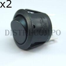 Interrupteur à bascule 1 pole ON - ON (lot de 2)
