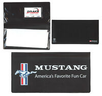 Ford Mustang Owners Manual Wallet Folder 1964 1965 1966 64 65 66 GT 260 289 200