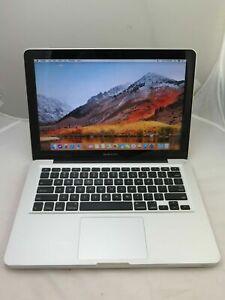 "Apple MacBook Pro Late 2011 13"" I7 2.8GHZ 8GB 750GB DVDRW WIFI High Sierra"