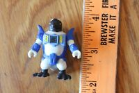 1987 Hasbro Takara Battle Beasts Action Figure Pugnacious Penguin
