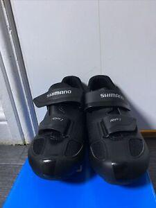 Shimano RP1 Mountain Bike Cycling Shoes - EU 39 - BLACK - NEW.