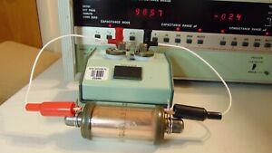 General Electric GL-1L33  100 pf  Fixed Vacuum Capacitor