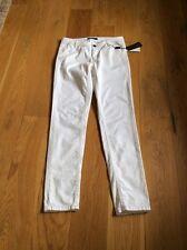 Marc Cain BNWT N3 Ladies white jean/trousers size 12 ladies